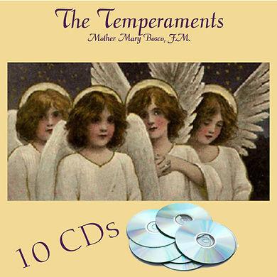 The Temperaments Set of 10 CD's