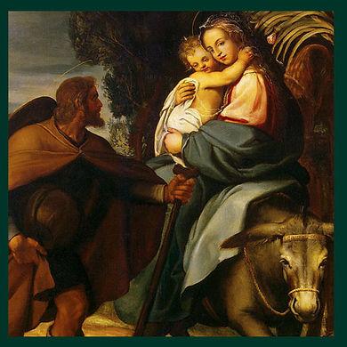 Saint Joseph, Watchful Defender of Christ - Men's Retreat