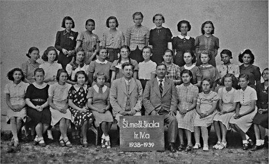 Edith's school class