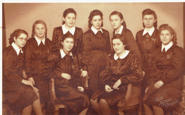 Classmates of Magda Amster