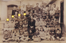 Zimmerspitz Sisters Class Photo