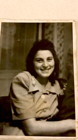 Perel Kaufman (Fridman)