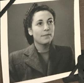 Marta Mangelova, post war