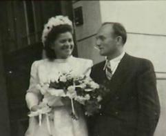Linda Reich Breder wedding photo