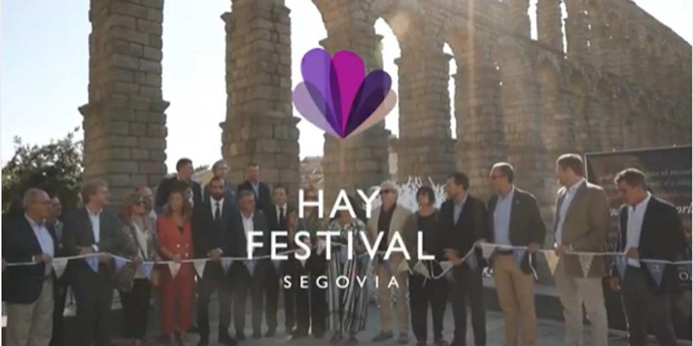 Hay Festival - Segovia, Spain