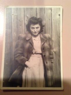 Magda Friedmannova #1087 Born 1925