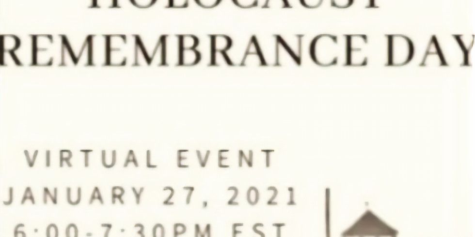International Holocaust Remembrance Day - Free Event