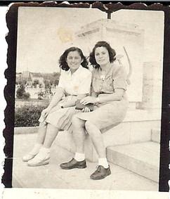 Elena with Marta