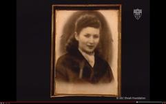Magda Hans was Ria Hans' sister