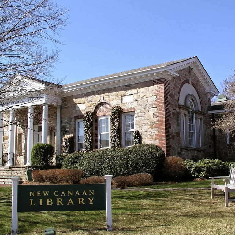 LIVE WEBINAR hosted by New Canaan Library - 999  Presentation