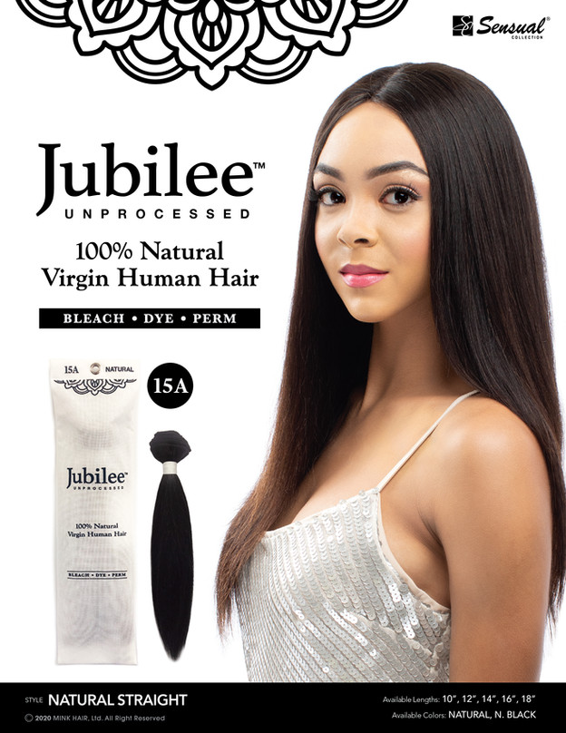 JUBILEE NATURAL STRAIGHT