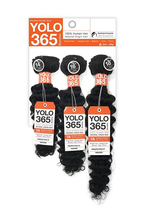 YOLO 365 PINEAPPLE WAVE 3PCS