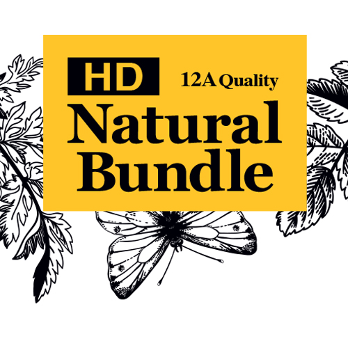 HD NATURAL BUNDLE