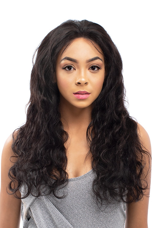 """360 BLEACHED KNOT 13X4 - BODY WAVE 26"""""""