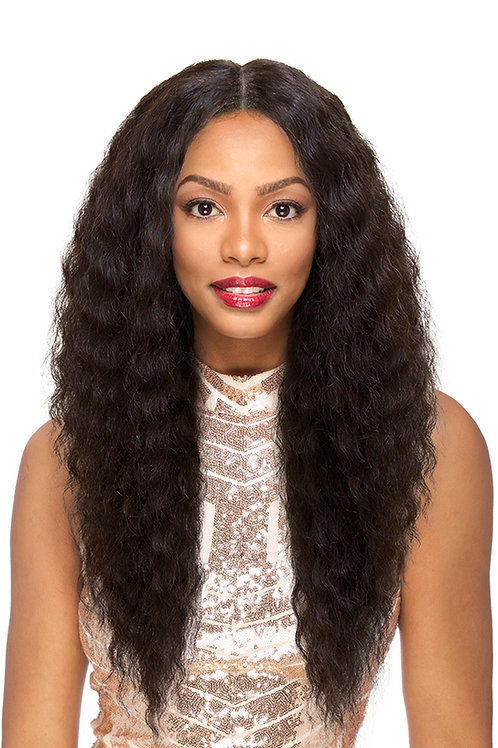 LACE NATURAL DEEP TWIST 24""