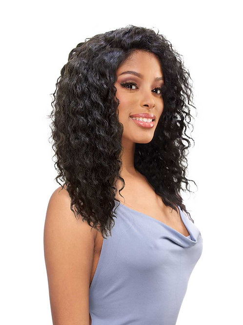WHOLE LACE WET & WAVY WATER CURL 18""