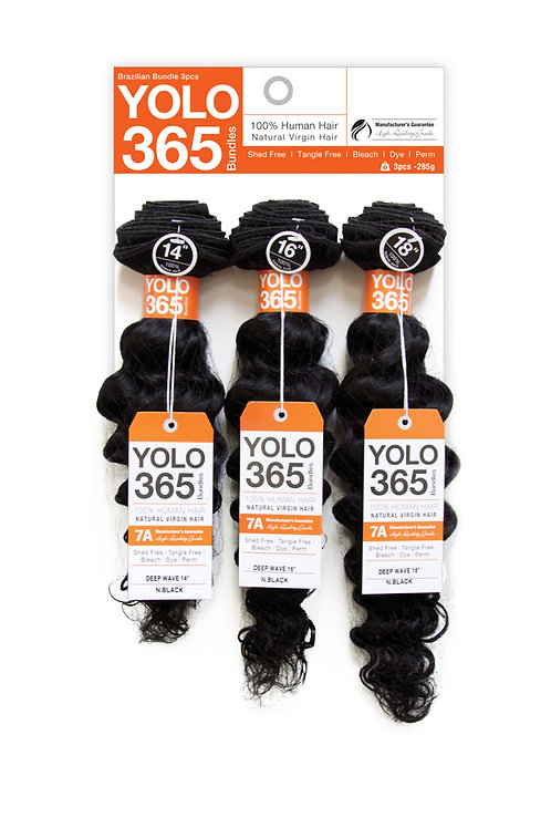 YOLO 365 DEEP WAVE 3PCS