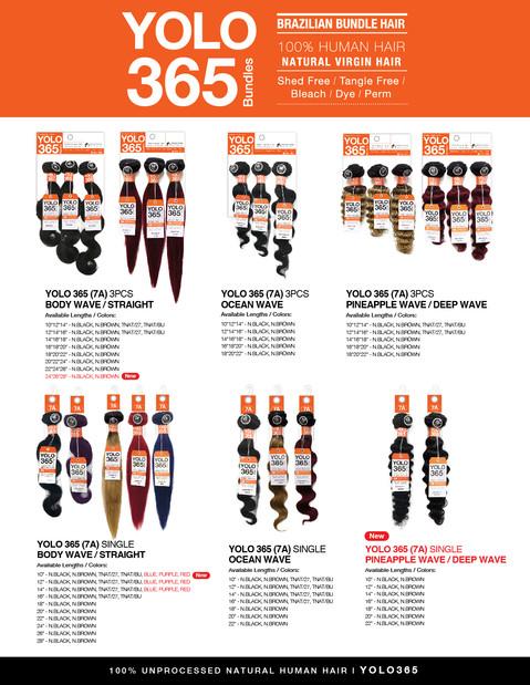 YOLO 365 BUNDLES