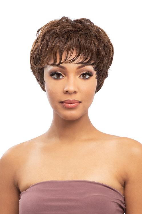 HUMAN HAIR FULL WIG MIMI