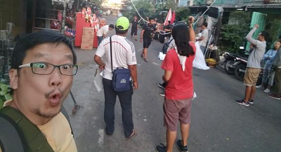 Behind Scene-OMO