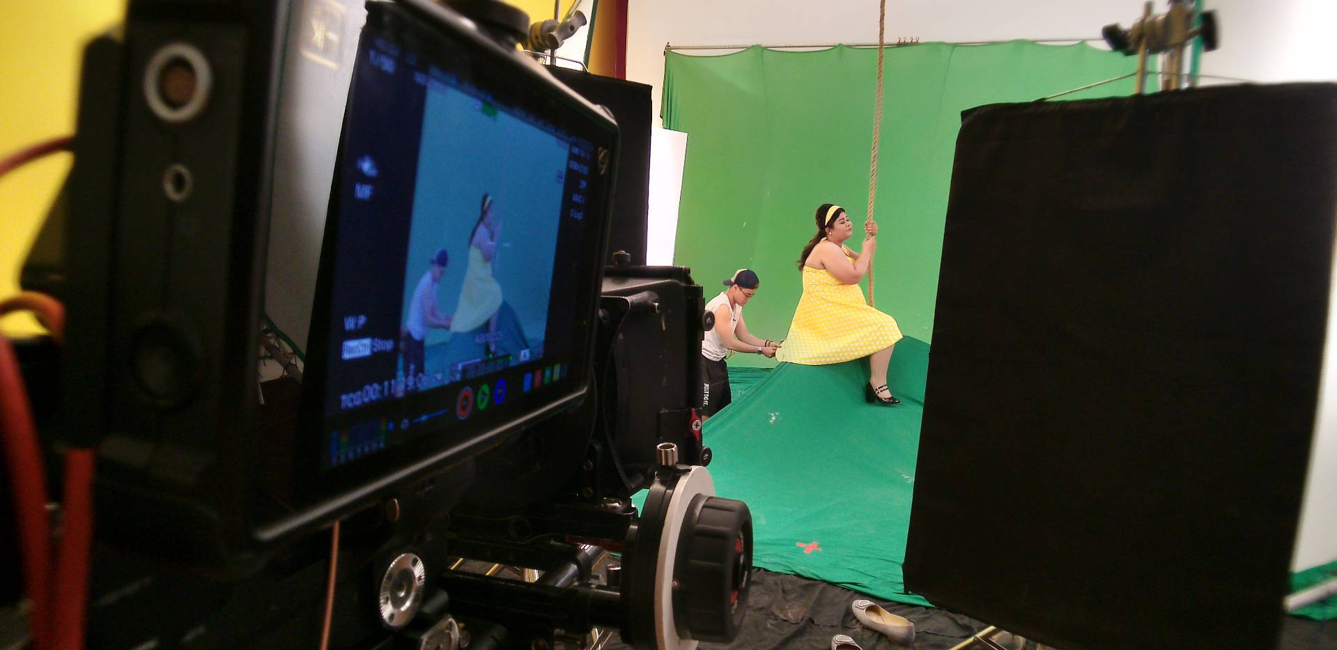 Behind Scene-SURF