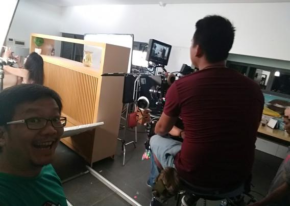 Behind Scene ADIVA