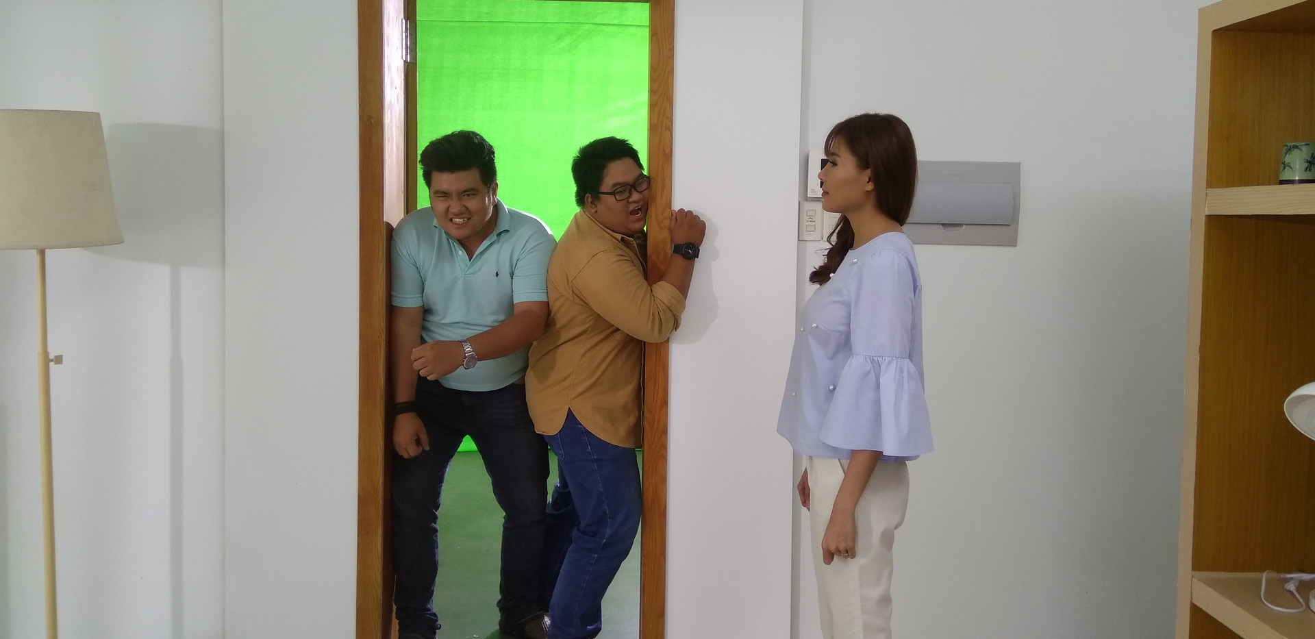 Behind Scene Samsung -Fridge