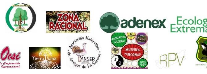 """Justicia para la sierra – no más incendios  Manifiesto """"Por la defensa de nuestropatrimonio"""