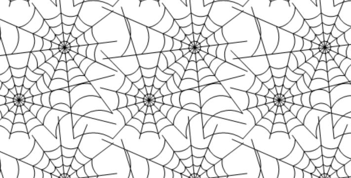 Spider web e2e
