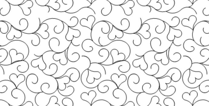 Hearts in a Swirl