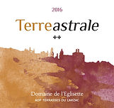 label of terre astrale