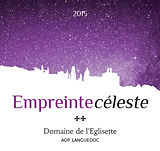 label of empreinte céleste