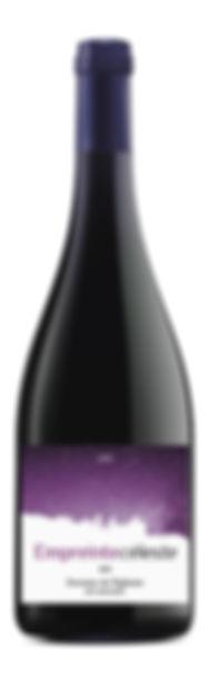 Bottle of Empreinte céleste