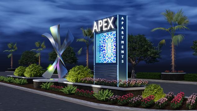 APEX Conceptual Artscape