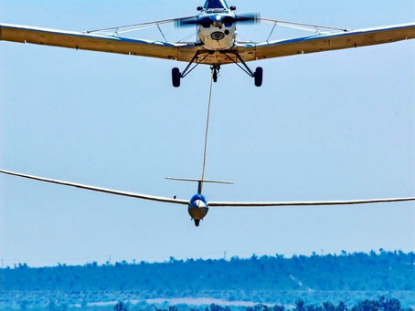 How Does a Glider Takeoff?