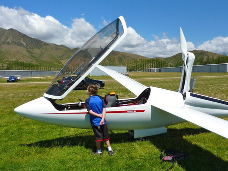 Preflight Passenger Briefing for Glider and General Aviation Pilots