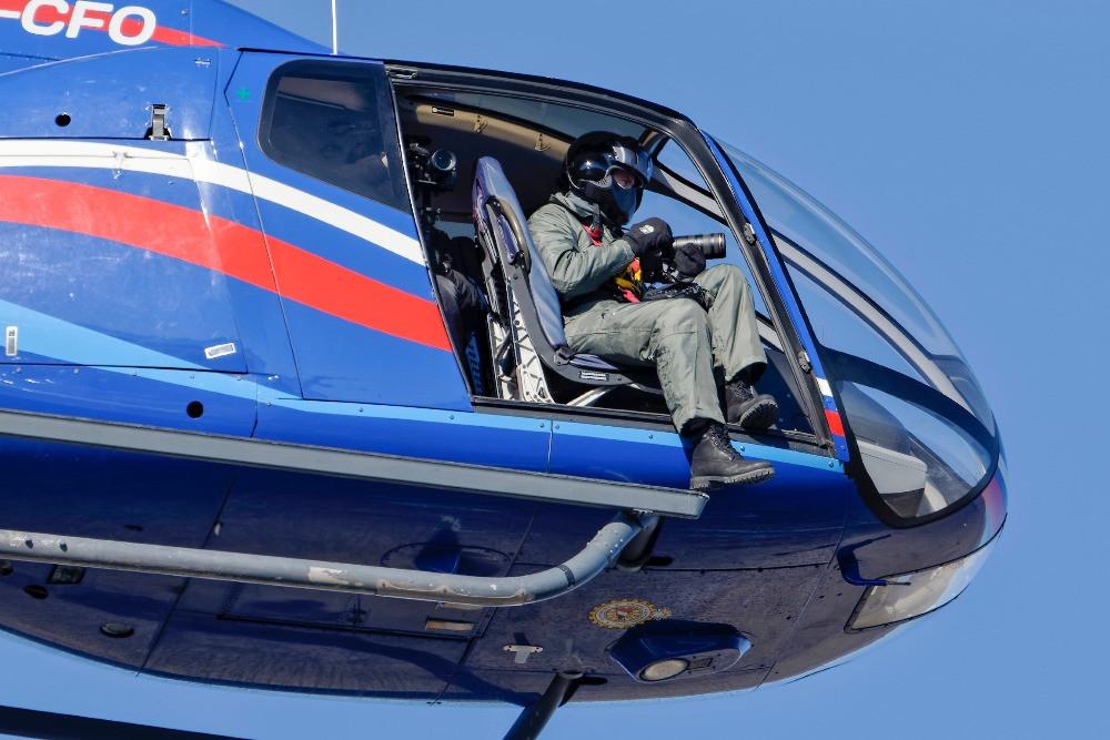 James Darcy, Airbus, Photographer
