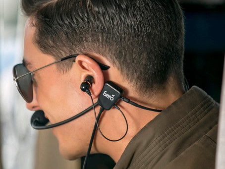 Is the Faro AIR Headset Right for Motor Gliders?