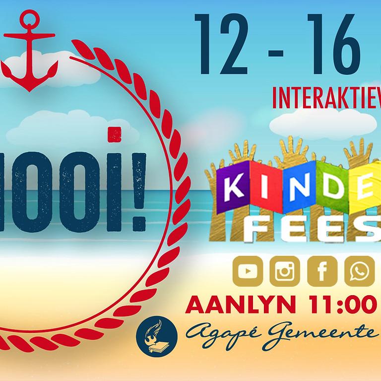 Kinderfees 2021 - Aanlyn Interaktiewe Belewenis