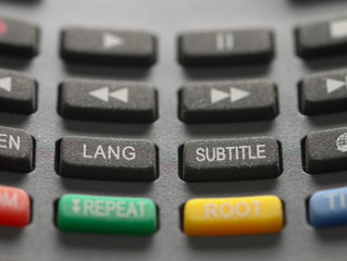 What are the differences between Closed Captions and Subtitling?