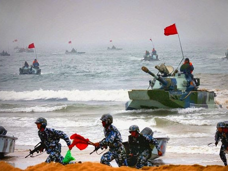 Has the PLA really overlooked its amphibious force?