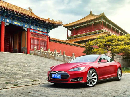 In China, Musk may be waving goodbye to Tesla's technology