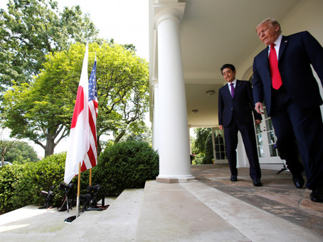 Taiwan's Future Depends on the Japan-America Security Alliance.