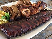 Ribs, Brisket, Smoked Chicken BBQ.JPG