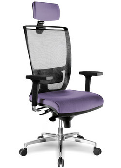 Cadeira Tipo Giroflex