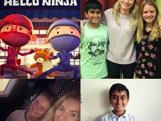 Bearfoot students book Netflix job!