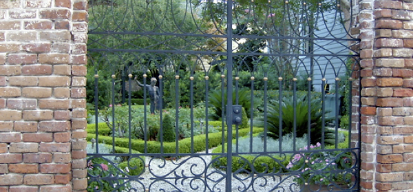 Historic Garden in Charleston