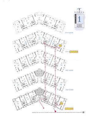 TIDES layout site plan
