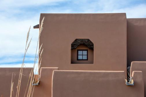 architecture in aldea