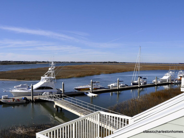 SIMMONS POINT DOCK